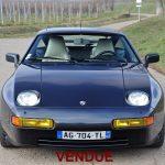 PORSCHE 928 S4 1990